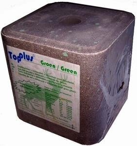 Top plus groen 10 kg wild liksteen  per st.